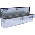 Better Built SEC Series Side-Mount Truck Tool Box — Diamond Plate Aluminum, 48in., Model# 79011019