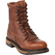 Rocky Men's Original Ride 8in. EH Waterproof Western Lacer Boot - Tan, Size 10, Model# 2723 The price is $179.99.