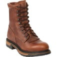 Rocky Men's Original Ride 8in. EH Waterproof Western Lacer Boot - Tan, Size 12 Wide, Model# 2723 The price is $179.99.
