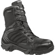 Bates 8in. Waterproof Gore-Tex Composite Toe Side Zip EH Boots — Black, Model# E02272