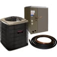 Hamilton Home Products Sweat-Fit Air Conditioning System — 1.5-Ton, 18,000 BTU, 17.5in. Coil, Model# 4RAC18S17-30 The price is $1,949.99.