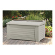 Suncast Resin Deck Box — 127-Gallon Capacity, Model# DB1200 The price is $134.99.