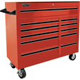 Homak Pro Series 41in. 11-Drawer Rolling Tool Cabinet — 42in.W x 18 1/8in.D x 38 3/4in.H
