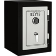 Stack-On Personal Fire Safe — ETL Rated Fire-Resistant, Electronic Lock, 2 Shelves, 20.87in.W x 19.80in.D x 29in.H, Model# E-029-SB-E