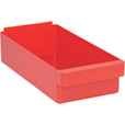 Quantum Storage Super Tuff Euro Drawers — Set of 24, 17 5/8in. x 8 3/8in. x 4 5/8in. Size, Red The price is $149.99.