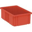 Quantum Storage Dividable Grid Container — 16 1/2in. x 10 7/8in. x 6in. Size