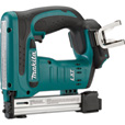 FREE SHIPPING — Makita 18V LXT 3/8in. Crown Stapler — Tool Only, Model# BST221Z