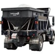 SaltDogg Electric Poly Hopper Spreader — 6.0 Cu. Yd. Capacity, Fits 13-Ton Trucks, Model# SHPE6000 The price is $8,549.99.