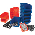 Performance Tool 15-Pc. Stackable Tray Set, Model# W5195