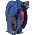 Coxreels Truck Series Maximum-Duty Air Hose Reel — With 3/8in. x 100ft. PVC Hose, Max. 300 PSI, Model# TSH-N-3100 The price is $479.99.