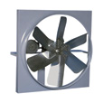 Canarm Belt Drive Wall Exhaust Fan with Cabinet, Back Guard and Shutter — 48in., 27,422 CFM, Single-Phase, Model# XB48CBS10300 The price is $2,249.99.