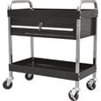 Mammoth Service Cart with Drawer — 350-Lb. Capacity, Model# MW-0303A