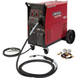 FREE SHIPPING — Lincoln Electric Power MIG 350MP Multi-Process Welder — 230V, 300 Amp, Model# K2403-2 The price is $5,499.99.