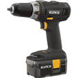 FREE SHIPPING — Klutch Cordless Compact Drill — 18 Volt, Lithium-Ion, 1/2in. Chuck