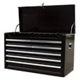 Excel 36in. Steel Tool Chest — Top Chest, Model# TB2108-X The price is $329.99.