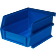 Triton Products LocBin Hanging and Interlocking Bins — 24-Pk., Blue, 5 3/8-In.L x 4 1/8-In.W x 3-In.H, Model# 3-210B The price is $49.99.