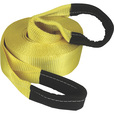 Smart Straps Heavy-Duty Recovery Tow Strap with Loop Ends — 30ft.L x 4in.W, 10,000-Lb. Working Load, 30,000-Lb. Breaking Strength, Yellow, Model# 833 The price is $64.99.