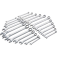 Ironton Combination Wrench Set — 22-Pc., SAE/Metric The price is $19.99.