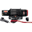 Warn ProVantage 4500 Series 12 Volt DC Powered Electric ATV Winch — 4500-Lb. Capacity, Synthetic Rope, Model# 90451 The price is $659.99.
