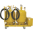 Sage Oil Vac Fluid Exchange System — 30 Gallons, Model# 30040V The price is $3,199.99.