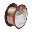 Lincoln Electric SuperArc L-56 MIG Welding WIre - Mild Steel, Copper Coated, .030in., 2-Lb. Spool, Model# ED030631 The price is $17.99.