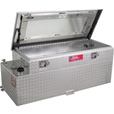RDS Aluminum Auxiliary Fuel Tank Toolbox Combo — 60 Gallon, Rectangular, Diamond Plate, Model# 72644 The price is $619.99.