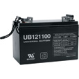 UPG Sealed Lead-Acid Battery — AGM-type, 12V, 110 Amps, Model# 45824 The price is $299.99.