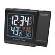 LaCrosse Atomic Projection Alarm Clock, Model# 616-146 The price is $49.99.