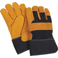 FREE SHIPPING — Gravel Gear Waterproof Insulated Leather Palm Gloves