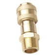 RapidAir Quick Coupler — 1/2in. Male NPT, Model# K6241 The price is $5.99.