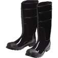 West Chester Men's Protective Gear PVC Rain Boots - Black, Size 10, Model# 83000/10 The price is $17.99.