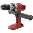 FREE SHIPPING — Northern Industrial Hammer Drill — Tool Only, 18 Volt