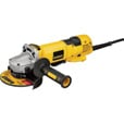 FREE SHIPPING — DEWALT High-Performance Cutoff/Grinder with Slide Switch — 4 1/2in.–5in., 11,000 No-Load RPM, Model# D28114