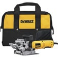 FREE SHIPPING — DEWALT Plate Joiner — 6.5 Amp, 10,000 RPM, Model# DW682K The price is $192.99.