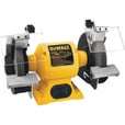 FREE SHIPPING — DEWALT Heavy-Duty Bench Grinder — 8in., 3/4 HP, Model# DW758 The price is $129.00.