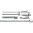 Klutch 8-Pc. Socket Extension Set — 1/4in., 3/8in., 1/2in. The price is $19.99.