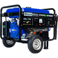 DuroMax Portable Dual Fuel Generator — 4,400 Surge Watts, 3,500 Rated Watts, Electric Start, Model# XP4400EH The price is $549.99.