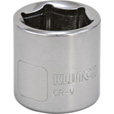 Klutch Socket — Metric, 20mm, 3/8in.-Drive, 6-Pt. The price is $2.89.