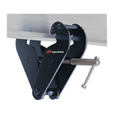 "Ingersoll Rand Beam Clamps — 1-Ton Capacity, Fits 2 15/16in.W to 9 1/16in.""W Beams, Model# BC1 The price is $109.99."