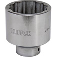 Klutch Socket — SAE, 2in., 3/4in.-Drive, 12-Pt. The price is $13.49.