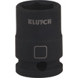 Klutch Impact Socket — 16mm, 3/8in.-Drive The price is $4.49.