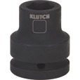 Klutch Jumbo Impact Socket — 25mm, 3/4in.-Drive The price is $16.99.