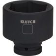 Klutch Jumbo Impact Socket — 2 13/16in., 1in.-Drive The price is $56.29.