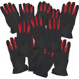 Ironton High-Dexterity Utility Gloves - 6 Pairs The price is $19.99.