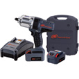 FREE SHIPPING — Ingersoll Rand IQv20 Series Cordless 20V Impact Wrench Kit — 1/2in. Drive, 780 Ft.-Lbs. Torque, 2 Batteries, Model# W7150-K2 The price is $481.95.