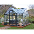 Palram Chalet Four Seasons Greenhouse — 8ft.W x 12ft.L, Model# HG5400 The price is $2,499.99.