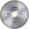 FREE SHIPPING — Klutch 4.5in. Continuous Rim Diamond Tile Blade The price is $16.99.