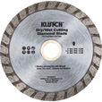 FREE SHIPPING — Klutch 4in. Turbo Diamond Blade The price is $14.99.