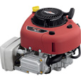 Briggs & Stratton Intek Vertical OHV Engine —  344cc, 1in. x 3 5/32in.L Shaft, Model# 21R707-0011-G1 The price is $429.99.
