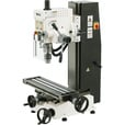 FREE SHIPPING — SHOP FOX Deluxe Milling Machine — Variable Speed, 6in. x 21in., 1 HP, 100V, Model# M1111